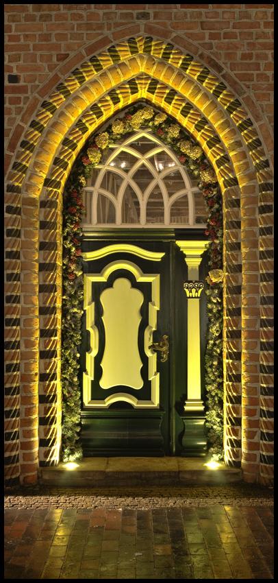 Die schönsten Türen gibt es in Lüneburg Foto & Bild   architektur ...