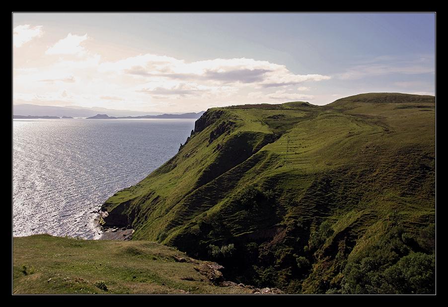 Die schottischen Highlands