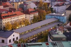 Die Schrannenhalle, München