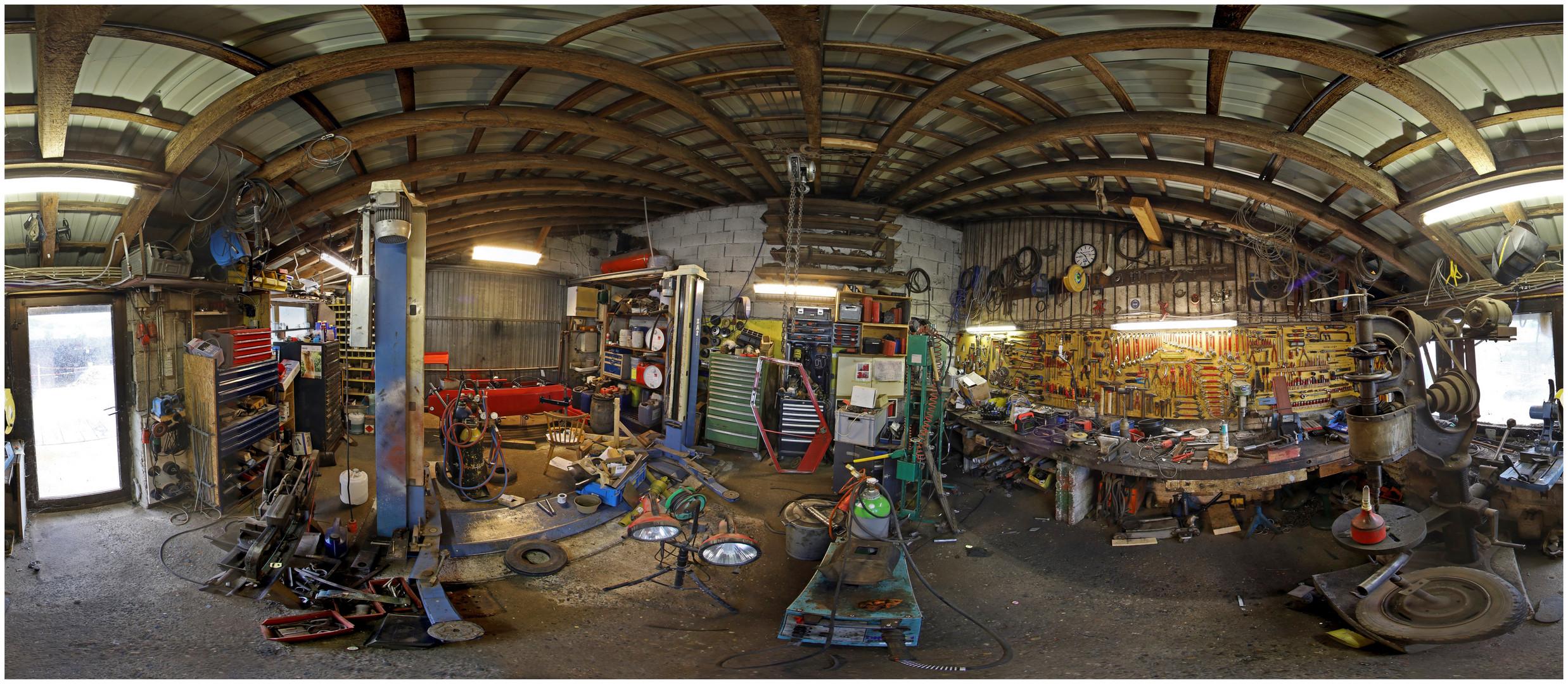 Die Schrauber- Werkstatt