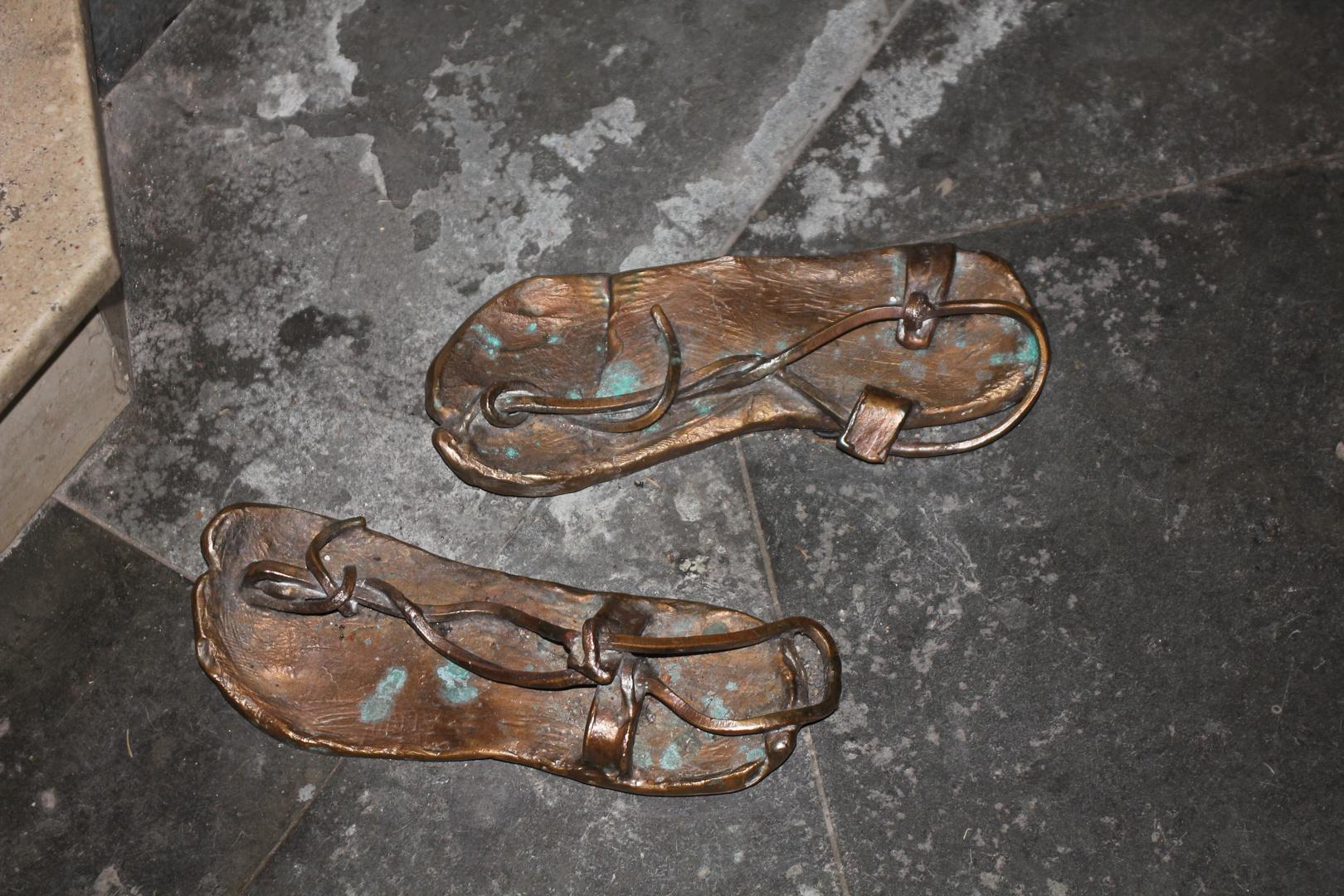 Die Schuhe Moses
