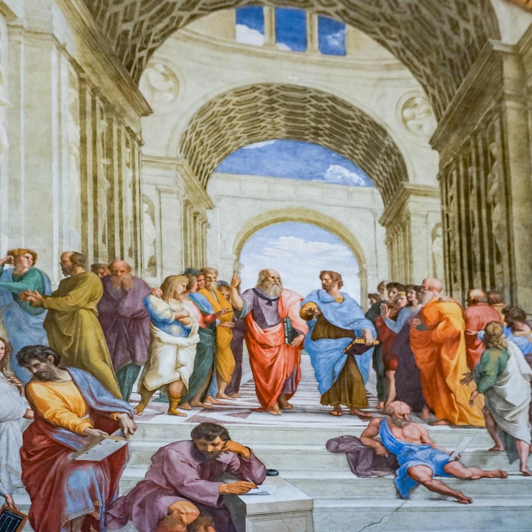 Schule Von Athen