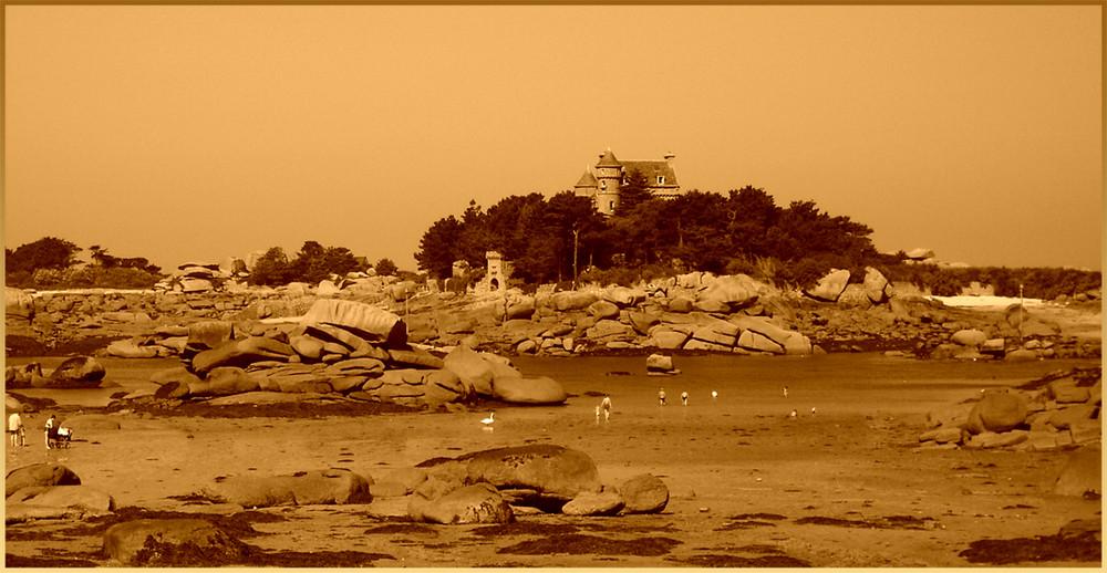 Die Schwan Strand........