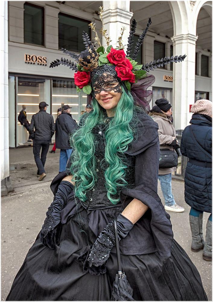 Die schwarze Königin