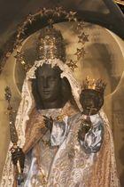 Die Schwarze Mutter Gottes - St. Maria in der Kupfergasse