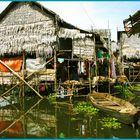 Die schwimmenden Dörfer des Tonle Sap