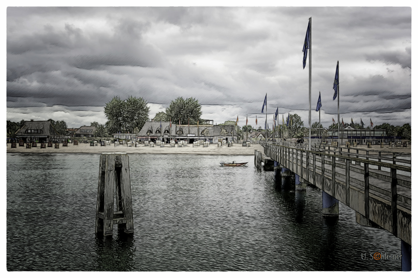 - Die Seebrücke -