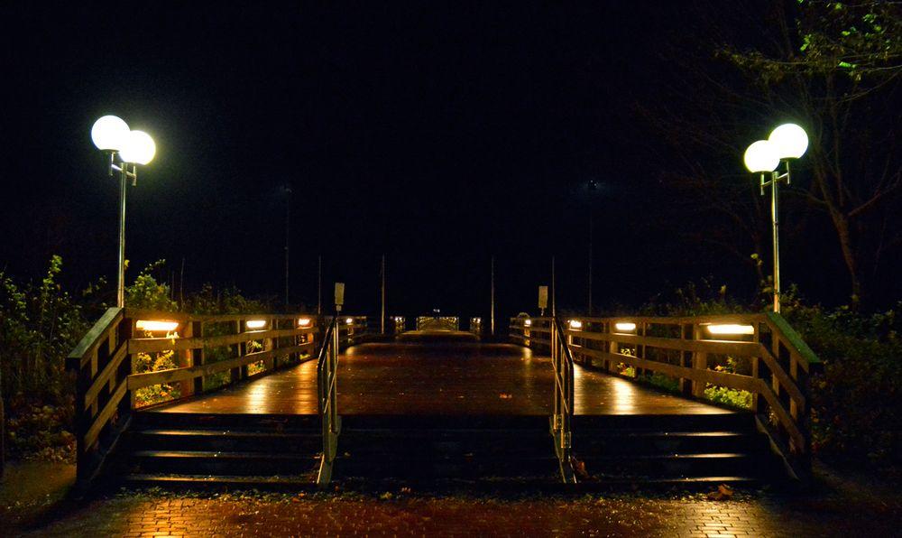 Die Seebrücke von Boltenhagen