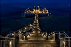 Die Selliner Seebrücke