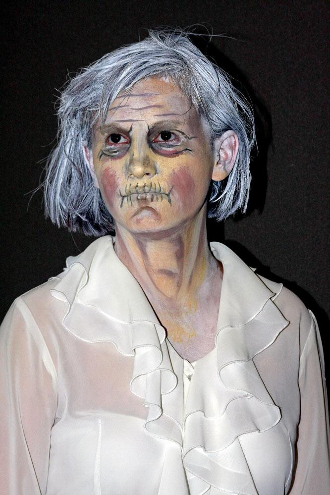 Die Seniorin