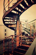 Die sicherste Treppe von Berlin