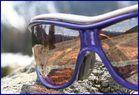 Die Sicht einer Sportbrille