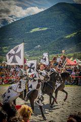 Die Sieger der Südtiroler Ritterspiele