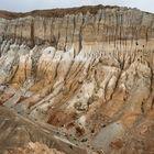Die Silberklippen im Garuda-Tal des Sutlej, Westtibet