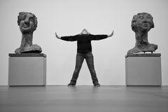 Die Skulpturen von Markus Lüpertz -