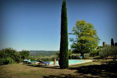 Die Sonne der Provence geniessen