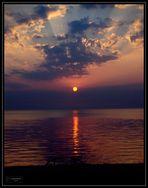 Die Sonne geht auf....