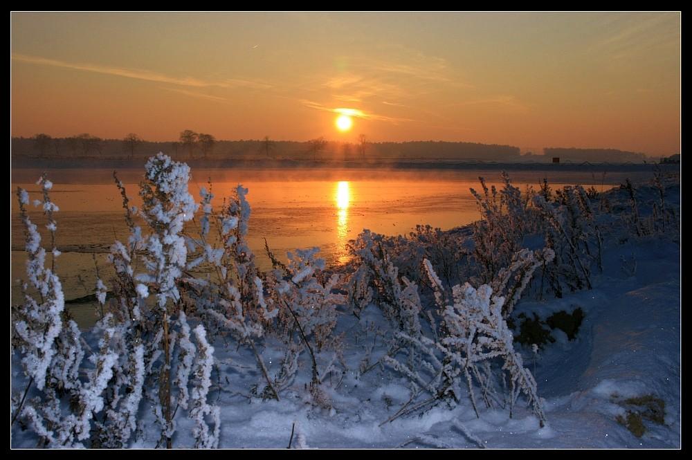 Die Sonne geht unter III