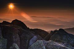 Die Sonne ist aufgegangen....