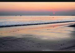 #  die Sonne malt II....