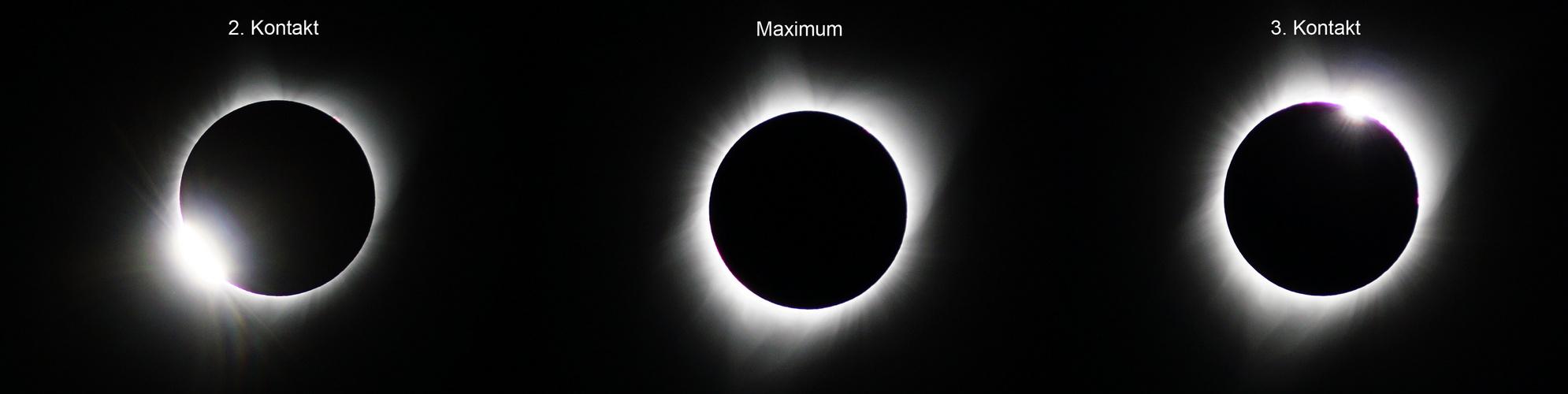 Die Sonnenfinsternis am 21. August