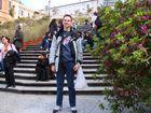 Die spanische Treppe in Rom Teil 3