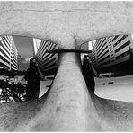 Die Spiegelbrille