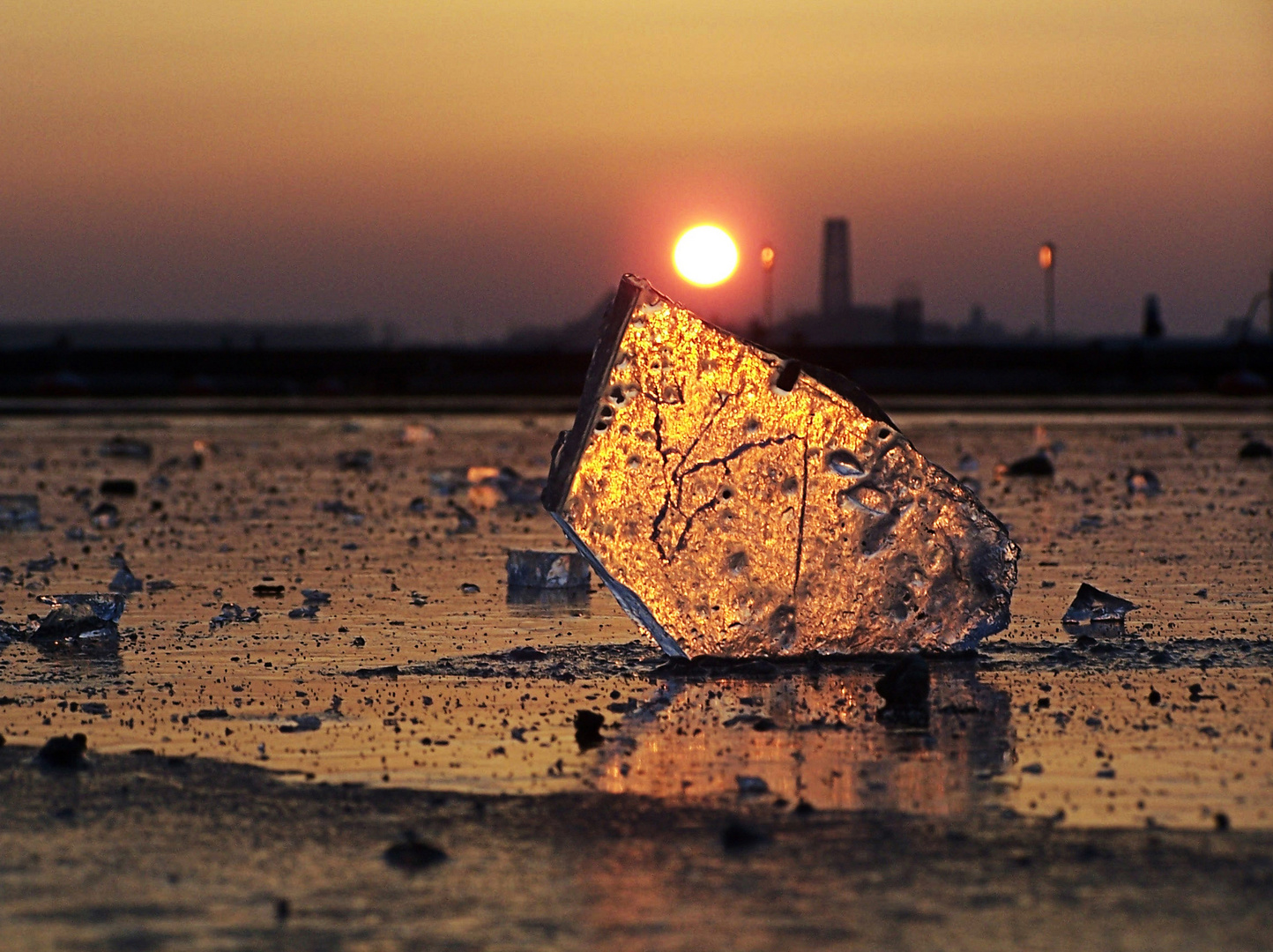"""""""Die Spitze des Eisbergs"""""""