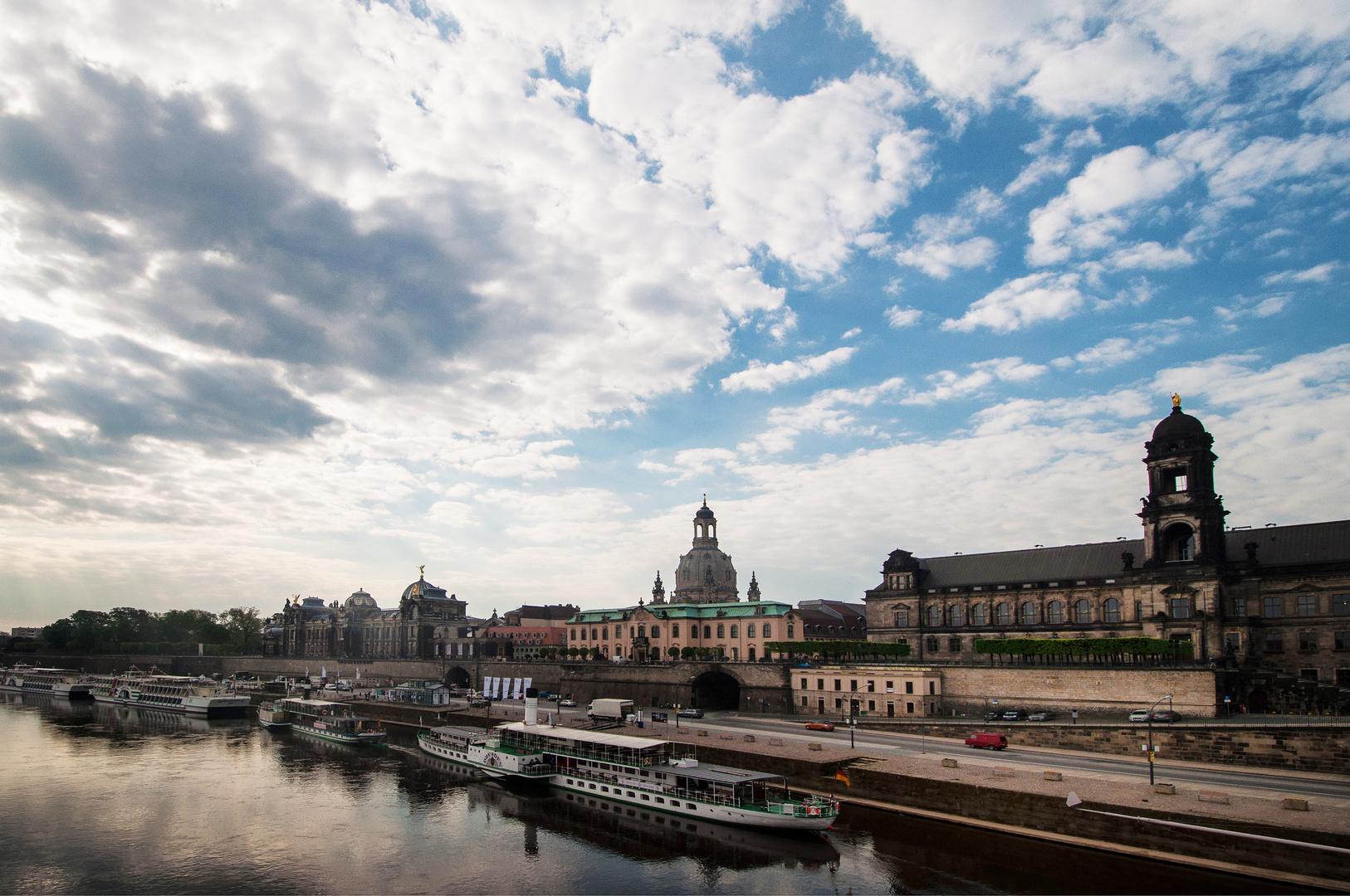 Die Stadt an der Elbe - unbearbeitet