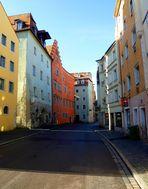 Die Stadt der bunten Häuser ...