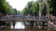 Die Stadt der Fahrräder....