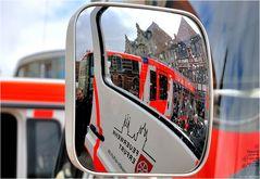 ... die Stadt im Spiegel der Feuerwehr ...