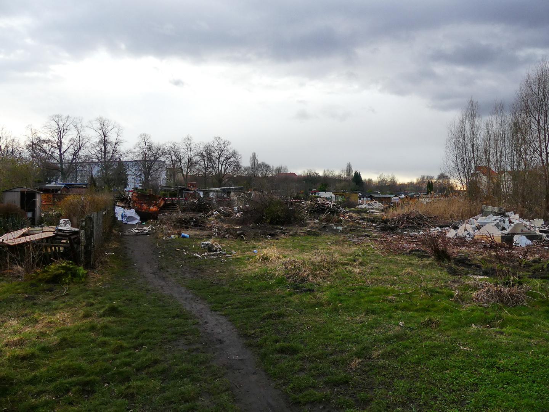 Die Stadt wächst, die Gärten müssen weichen #2/3