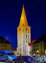 Die Stadtkirche Hamm