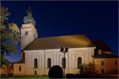 Die Stadtkirche St. Nicolaus