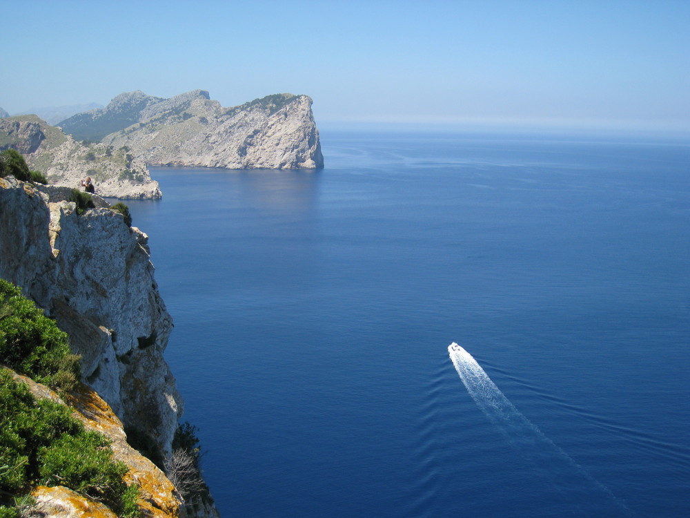 Die Steilküste