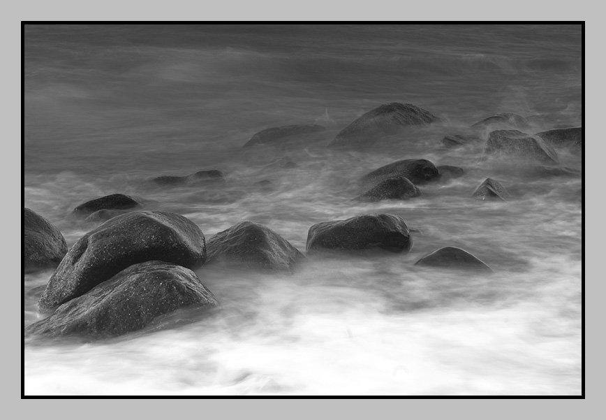 Die Steine haben sich gewaschen ;o)