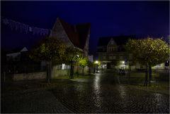 Die Steinstrasse Staßfurt