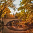 ... die Steintorbrücke ...