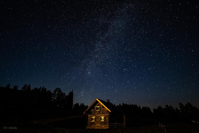 Die Sternenhütte