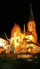 Die Stiftskirche ...