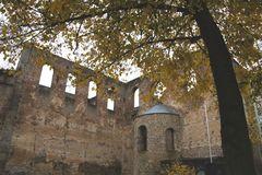 Die Stiftsruine 3 Bad Hersfeld (Hessen)