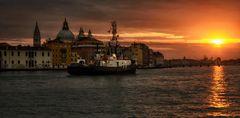 Die Stille am Morgen - Venedig -