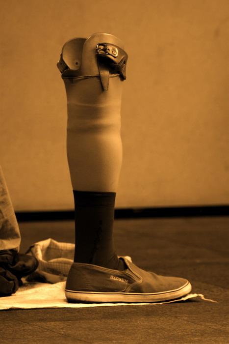 Die Stille der Socke