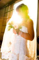 Die strahlende Braut