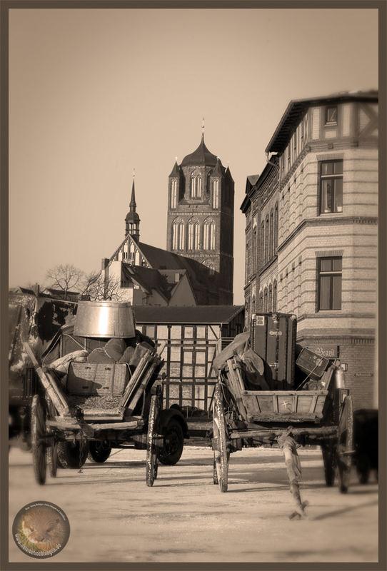 Die Stralsunder Jakobikirche