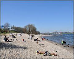 Die Strandsaison ist eröffnet III