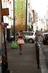Die Straße als Catwalk