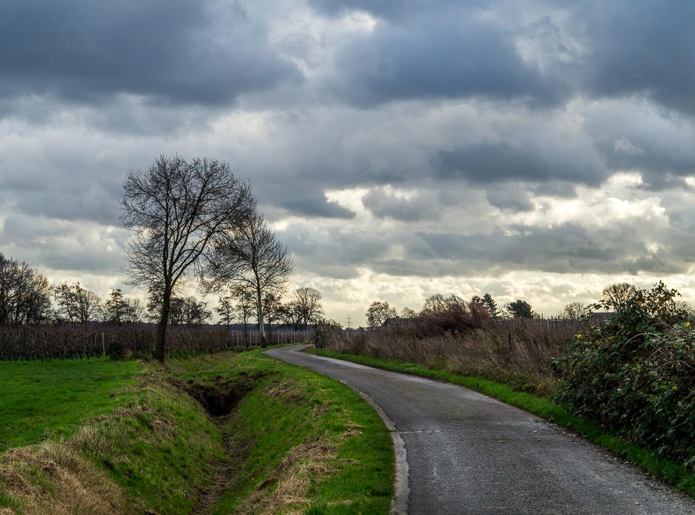 Die Straße nach Nirgendwo
