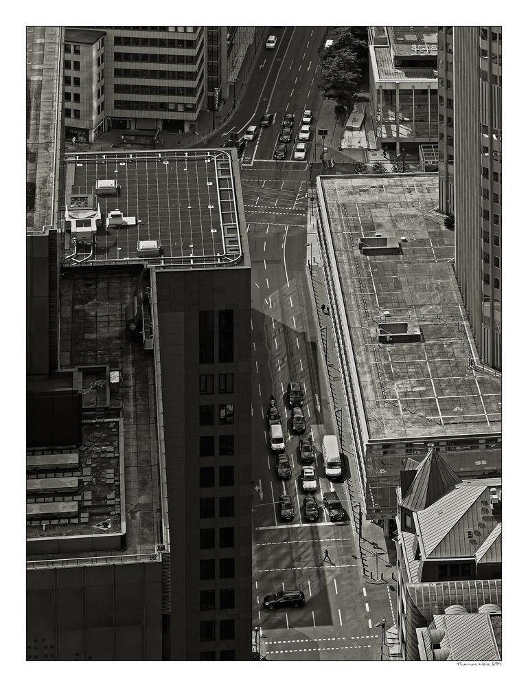 Die Straßen von Mainhatten